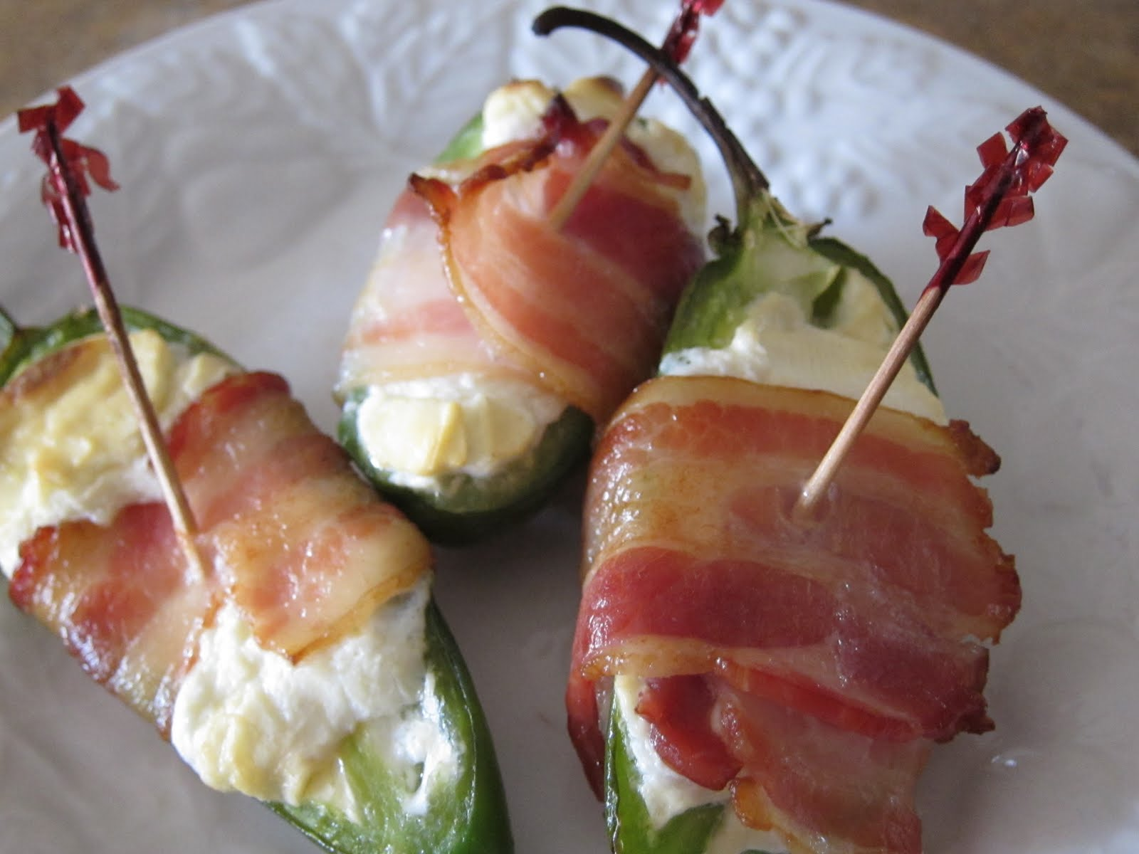 Comfy In The Kitchen: Stuffed Jalapeno Appetizers - 3 Ingredients ...