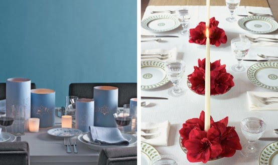 Christmas Table Decorating Ideas - Women Living Well