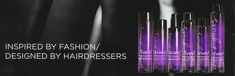 Promo! Catwalk Your Highness da Tigi