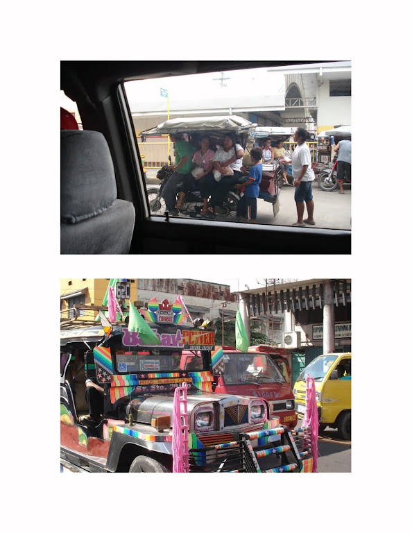 motor cab up to 8.. and jeepney is unlimited capacity..