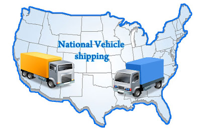 We provide national vehicle shipping