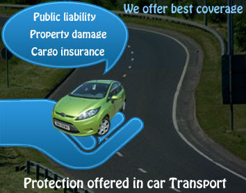 Protection offered while car transport by AAAT