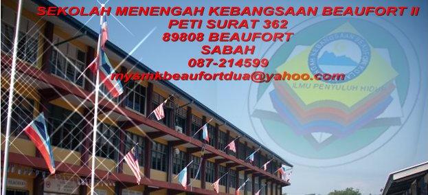 SMK BEAUFORT II