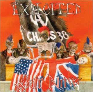 The Exploited [ Punk ] THE+EXPLOITED+-+WAR+NOW+(1988)