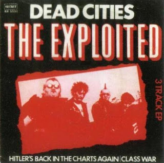 The Exploited [ Punk ] THE+EXPLOITED+-+DEAD+CITIES+EP+(1981)