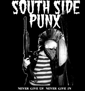 SOUTHSIDE PUNX - DEATH OF A NATION (2005)