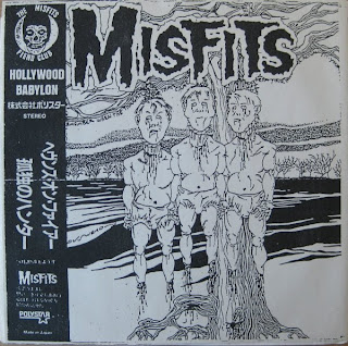 THE MISFITS - HOLLYWOOD BABYLON 7'' (1979)