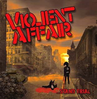 VIOLENT AFFAIR - STAND TRIAL (2010)