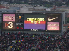 "FC Barcelona wins the spanish ""Liga"""