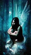 Az angyal,aki hiába védelmezne nem képes rá