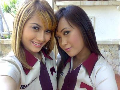 Gadis Seksi Ayam Kampus Bandung