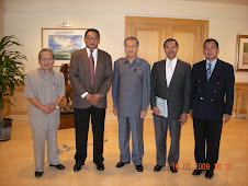 Meeting with Tun Dr Mahathir