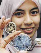 Pengeluaran Dinar Emas bercanggah peraturan Pusat