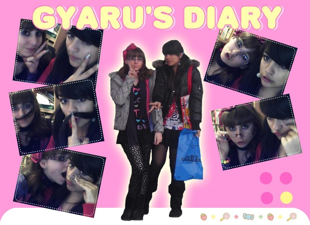 Gyarus' diary