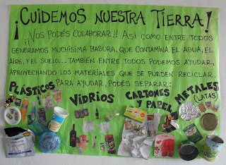Secretariamedioambienteelbolson gesti n integral de for Carteleras escolares de reciclaje