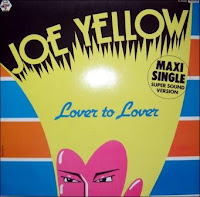 JOE YELLOW - Lover To Lover (1983)