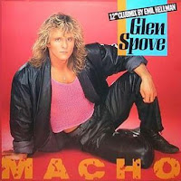 GLEN SPOVE - Macho (1986)