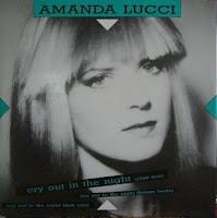 AMANDA LUCCI - Cry Out In The Night (1987)