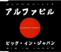 ALPHAVILLE - Big In Japan (Swemix Remix)(1992)
