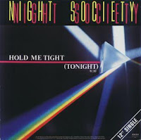 Cover Album of NIGHT SOCIETY - Hold Me Tight (Tonight) (1986)