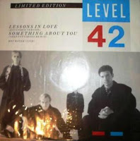 LEVEL 42 - Lessons In Love (Limited Edition 1986)