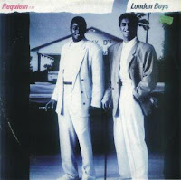 Cover Album of LONDON BOYS - Requiem (1988)