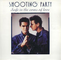 Cover Album of SHOOTING PARTY - Safe In The Arms Of Love (1988)