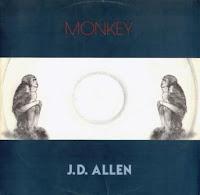 Cover Album of J.D. ALLEN - Monkey (1985)