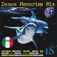 DANCE MEMORIES MIX 18 (2007)