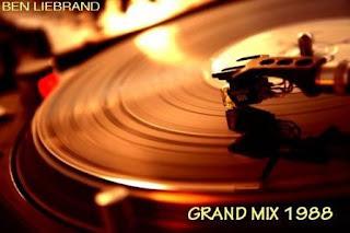 BEN LIEBRAND - Grand Mix 1988