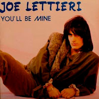 JOE LETTIERI - You'll Be Mine (1987)