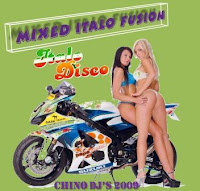 CHINO DJ'S - Mixed Italo Fusion  Vol.1 (2009)