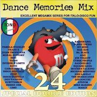 DANCE MEMORIES MIX 24 (2007)