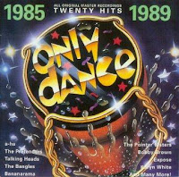 ONLY DANCE 1985 - 1989 (CD 1995)