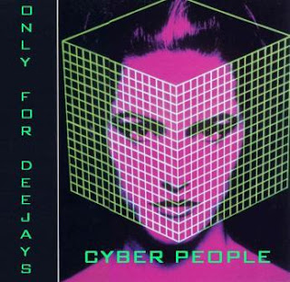 CYBER PEOPLE - Only For DeeJays!!! (2009)
