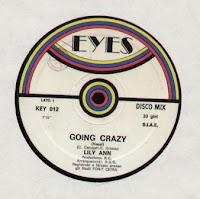 LILY ANN - Going Crazy (1984)