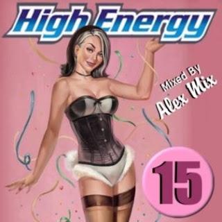 DJ ALEX MIX - High Energy Mix 15 (2008)