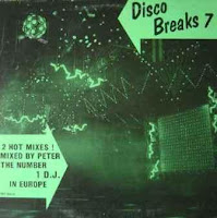 DISCO BREAKS - Vol. 7 (Mixed By Peter Slaghuis