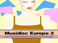 MUSIDISC EUROPE 2 (Arg. 1983)