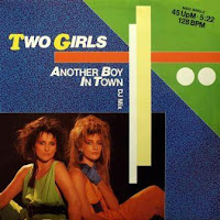 TWO GIRLS - Another Boy In Town (1986)