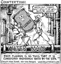 No Fluoride in Our Back Yards Please