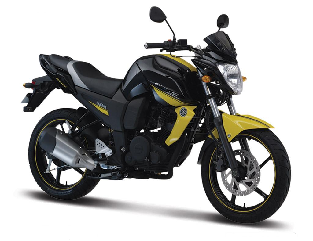 Latest bike: yamaha fz16 bike images in all available colors