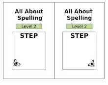 All About Spelling Wkbx Step Cards