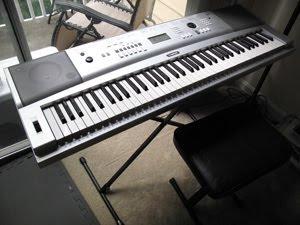 Kiwi sale 76 key yamaha portable grand dgx 220 electronic piano 200 for Yamaha portable grand dgx 220 electronic keyboard