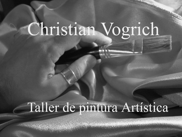 TALLER DE PINTURA ARTISTICA -JOSE C.PAZ
