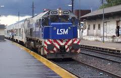 GT 22 entrando a Retiro - LSM