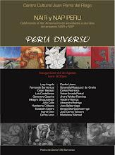 """""""PERU DIVERSO"""" NAIR Y NAP"""
