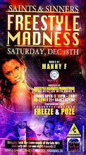 FREESTYLE MADNESS PRODUCTIONS IN ASSOCATION WIT BOBBY O SAINTS & SINNERS 1 FOX PLACE PROVIDENCE,RI