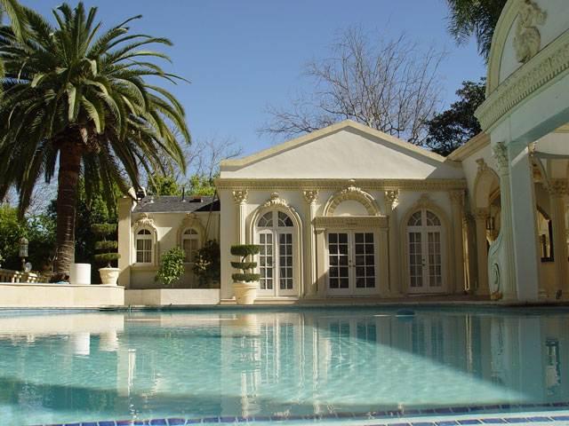 Shah rukh khans house