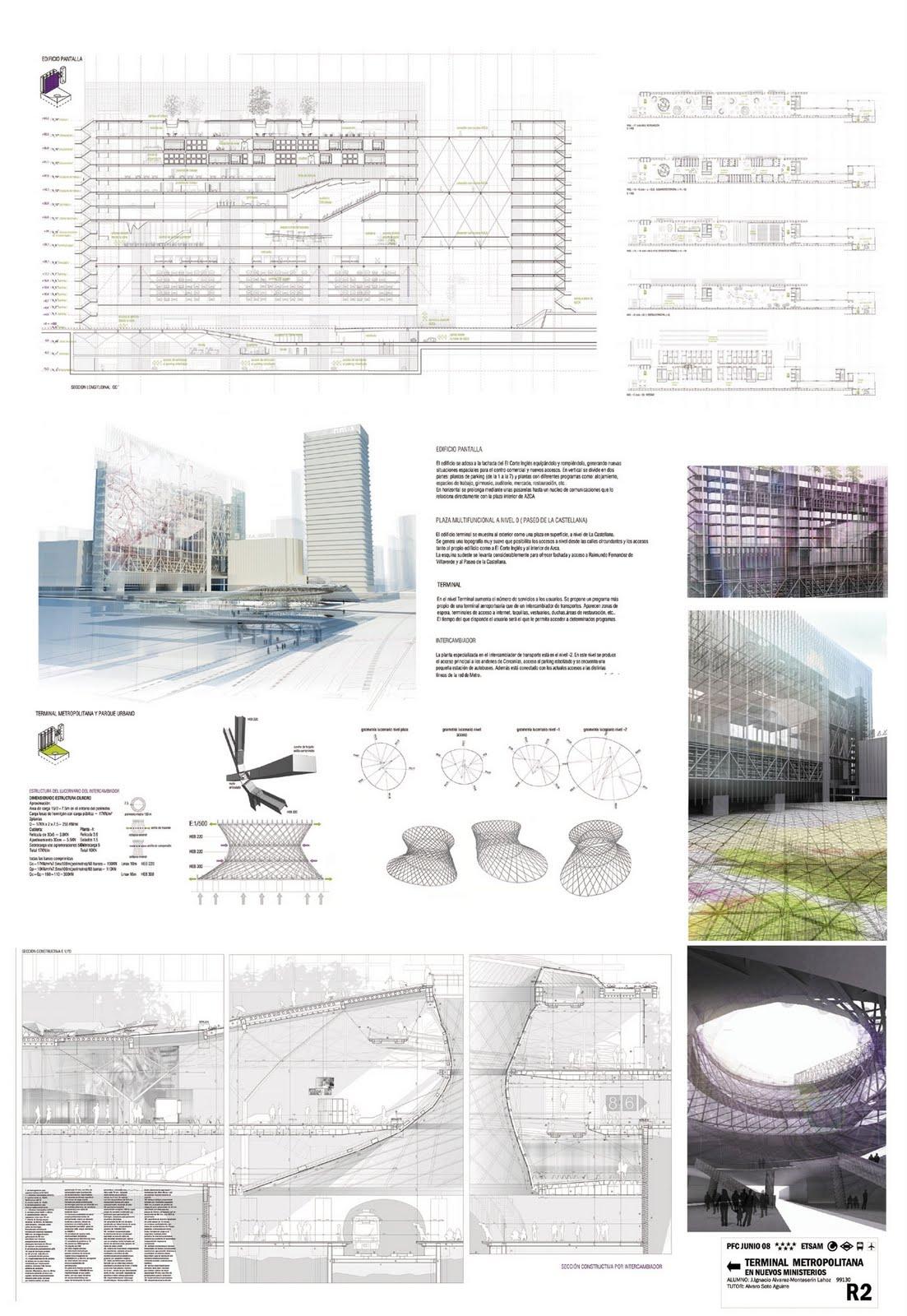 Todo sobre arquitectura - Escuela de arquitectura de barcelona ...